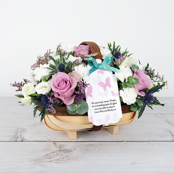 Lilac Dreams - Flower Cards