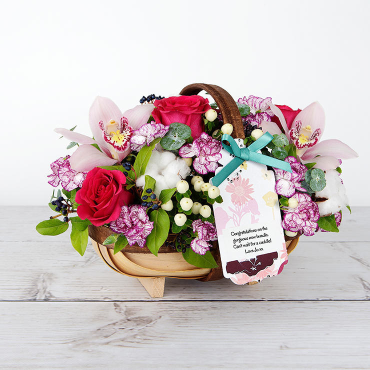 Candy Floss - Flower Cards