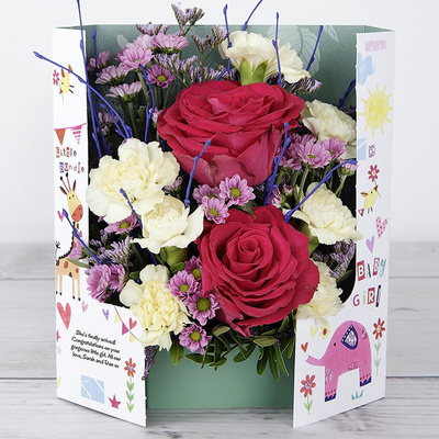 Baby Blooms - Flower Cards