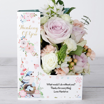 Nest of Petals - Flower Cards