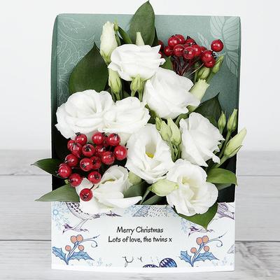 Berries & Bobbles - Flower Cards