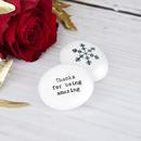 Snowflake Pebble