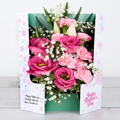 Mother's Graceful Joy - Flower Cards