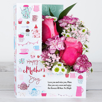 A Cherished Mum - Flower Cards