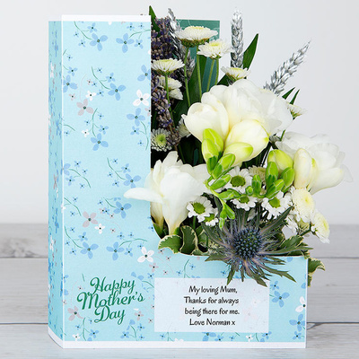 Freesia for Mum - Flower Cards