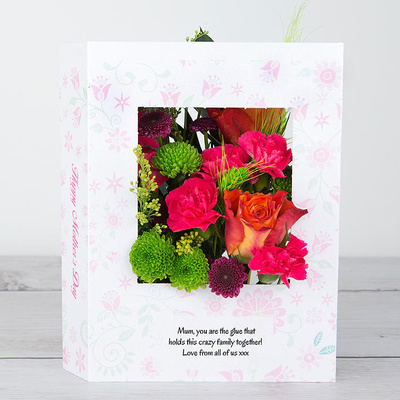 Sunshine Mum - Flower Cards