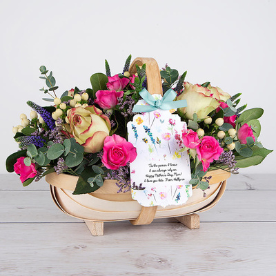 Truly Wonderful - Flower Cards