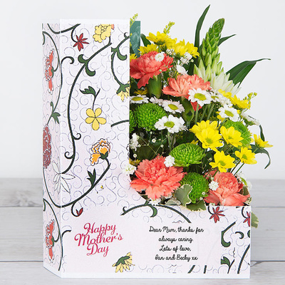 Piazza Mama - Flower Cards