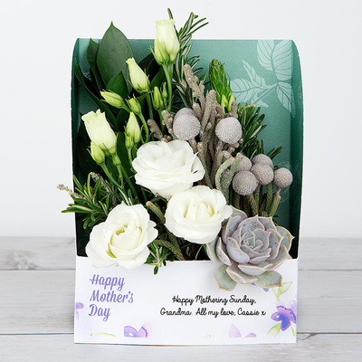 Mum's Favourite Flowers - Flower Cards