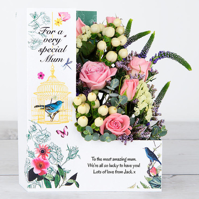 Blooming Lovely - Flower Cards