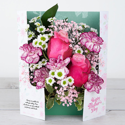 Mother's Favourite - Flower Cards