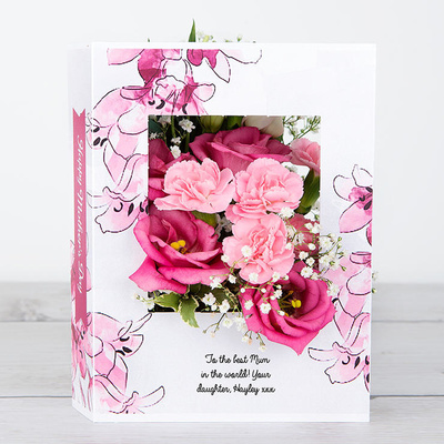 Mother's Day Love - Flower Cards
