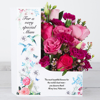Rose Garden - Flower Cards