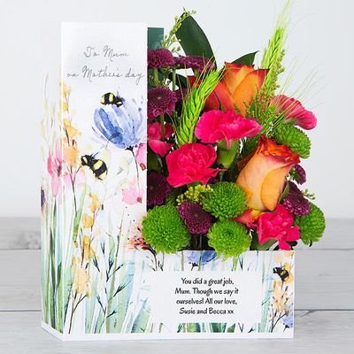 Ring-a-Rosie - Flower Cards