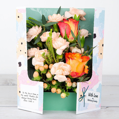 Rose Chic - Flower Cards