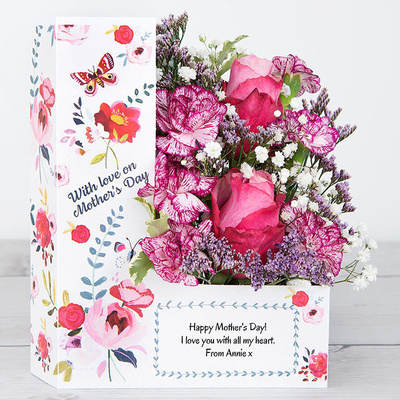 Mother's Day Chic - Flower Cards