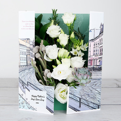 Mum's Spring Surprise - Flower Cards