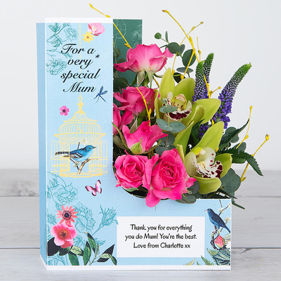 Only The Best - Flower Cards