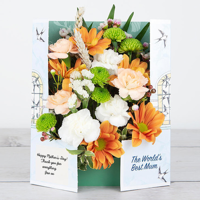Make Her Day - Flower Cards