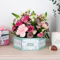 Lavish Lilacs For Mum