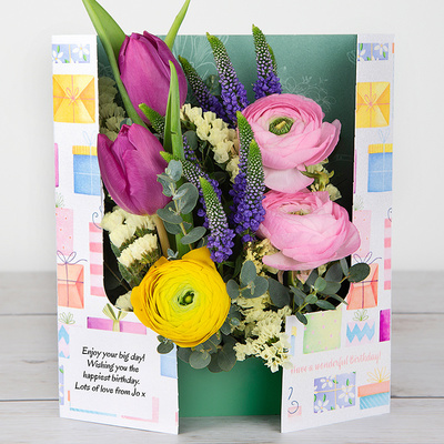 Gifts Galore - Flower Cards