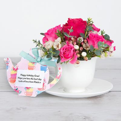 Red Velvet - Flower Cards