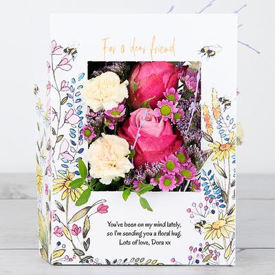 Queen Bee - Flower Cards