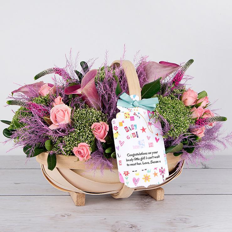 Precious Girl - Flower Cards