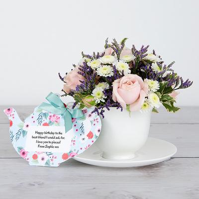 Sweetest Treat - Flower Cards