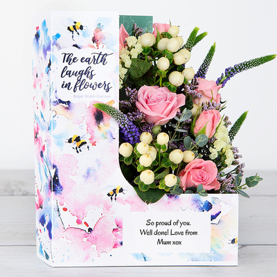 Laughing Flowers - Flower Cards