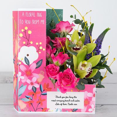 Always Elegant - Flower Cards