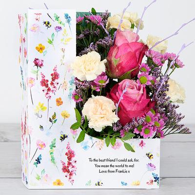 Blooming Belle - Flower Cards