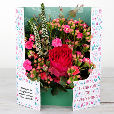 Blooming Marvellous - Flower Cards