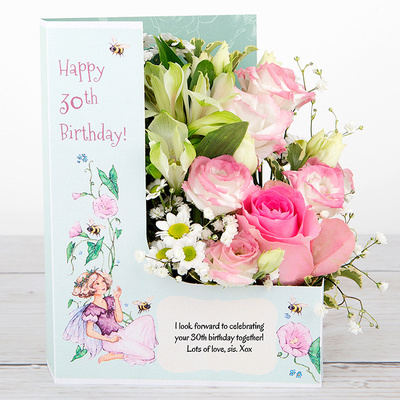 Pretty Party Petals - Flower Cards