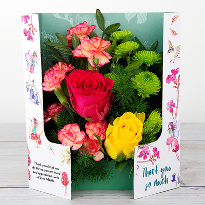 Magic Moments - Flower Cards