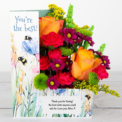 Bright and Beautiful - Flower Cards