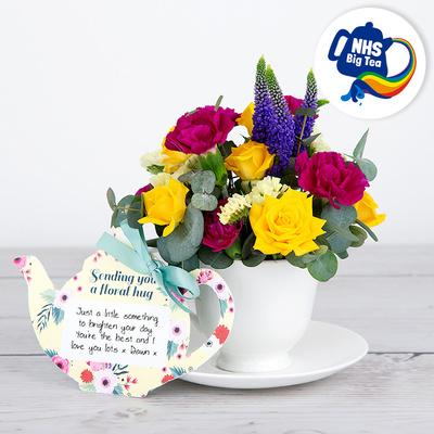 Lemon Drop - Flower Cards