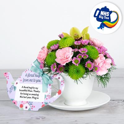 Floral Frills - Flower Cards