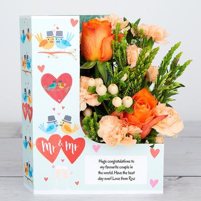 Forever & Always - Flower Cards