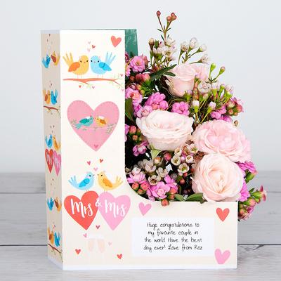 Tweethearts - Flower Cards