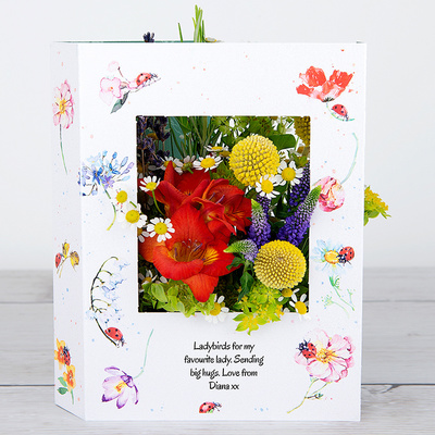 Ladybird Lane - Flower Cards