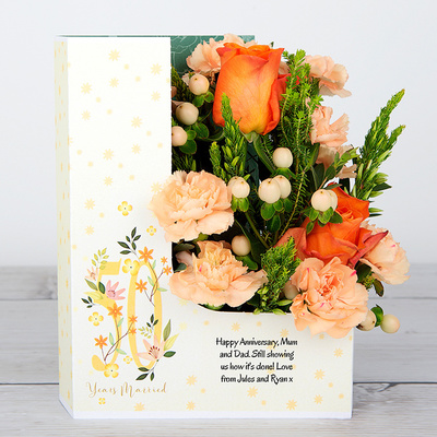 Glorious Gold - Flower Cards