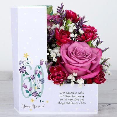 Love Blooms Eternal - Flower Cards