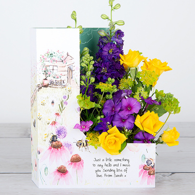 Just Beeautiful - Flower Cards