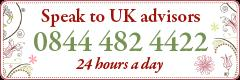 Speak to a UK Advisor