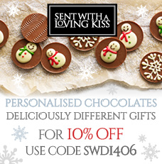 Delicously Different Gifts - For 10% off Use code SWD1406