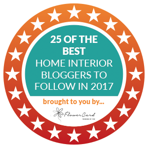 25 of the best home interior bloggers to follow in 2017 flowercard